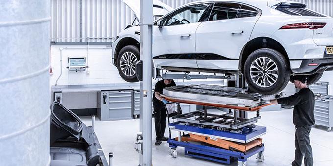 Jaguar Land Rover donne une seconde vie à l'aluminium
