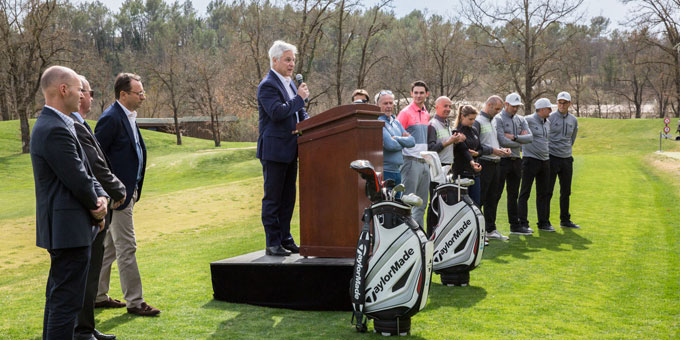 Terre Blanche Hotel Spa Golf Resort, sans cesse se renouveler