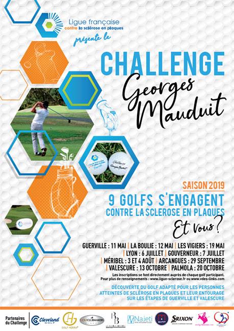12ème édition du Challenge Georges Mauduit contre la Sclérose En Plaques