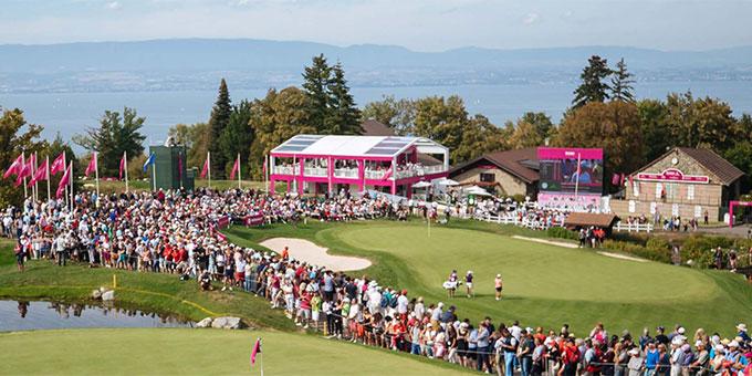 The Evian Championship se déroulera du 6 au 9 août 2020