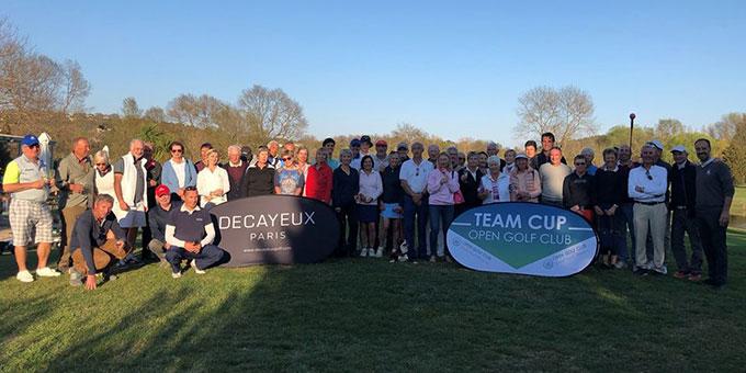 Compte-rendu du Trophée TEAM CUP au golf de la Grande Bastide (06)