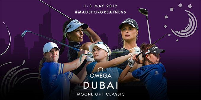Omega Dubai Moonlight Classic : le premier tournoi de golf professionnel jour-nuit