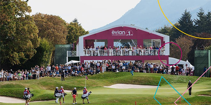 Qualifications The Evian Championship : 5 places pour le Majeur