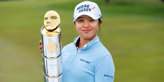 LPGA MEDIHEAL Championship : Sei Young Kim gagne en playoff