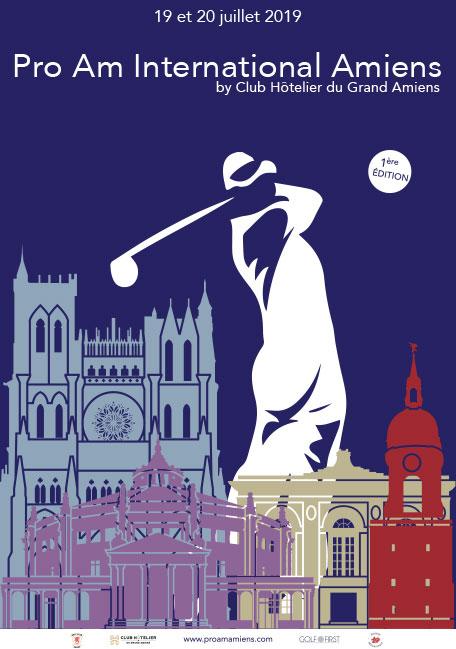 Pro-Am international d'Amiens : Christophe Cantegrel ajoute une corde à son arc