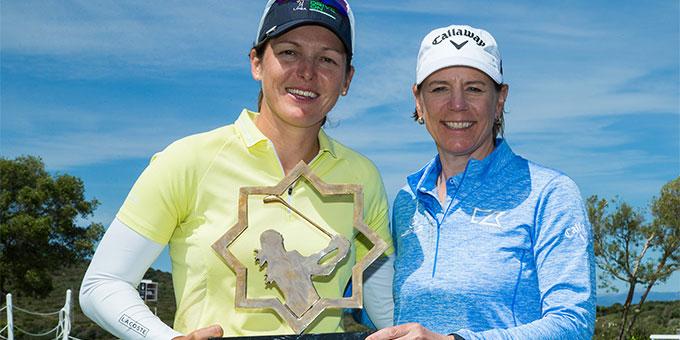 La Reserva de Sotogrande Invitational : Céline Herbin remporte son 1er titre de la saison