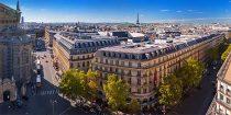 CRÉATURES : une échappatoire urbaine sur la terrasse des Galeries Lafayette Paris Haussmann