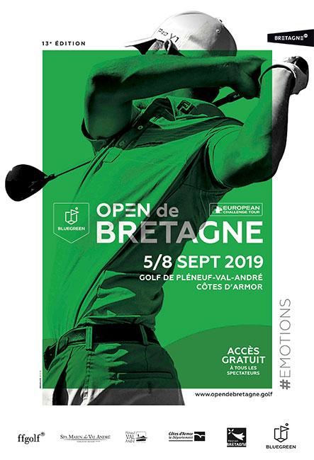 Open de Bretagne 2019 : de retour à Pléneuf-Val-André