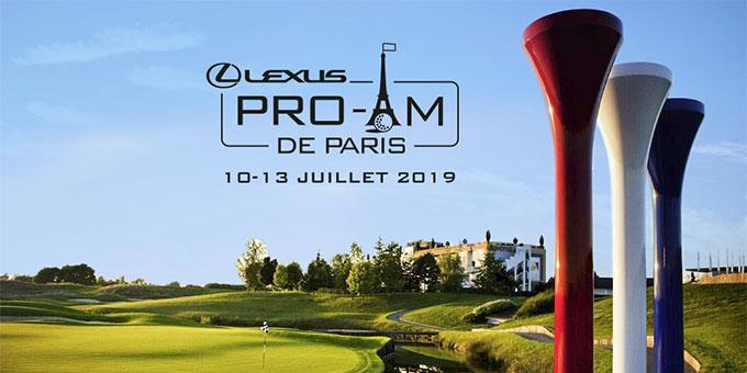 Un Lexus Pro-Am de Paris majeur en 2019 !