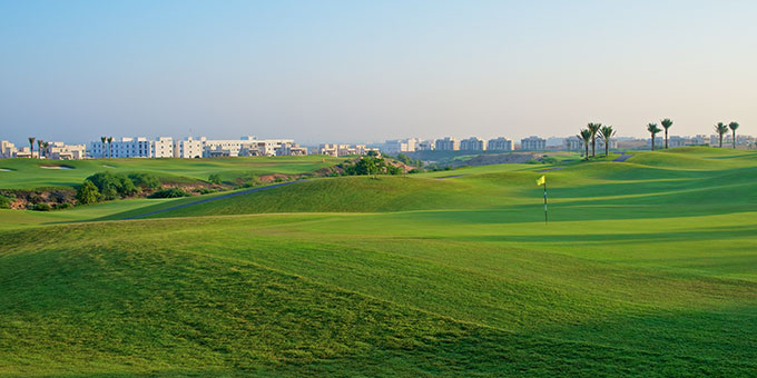 Sultanat d'Oman - Le Muscat Hills Golf & Country Club