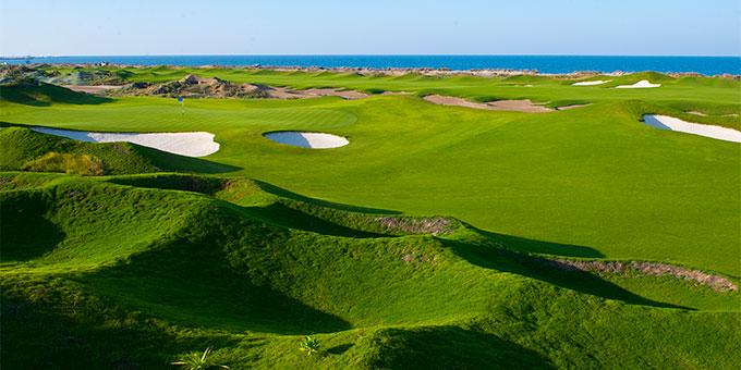 Sultanat d'Oman - L'Almouj Golf