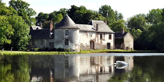 Le château qui accueillit jadis François 1er