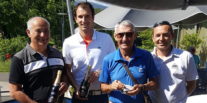 TEAM CUP Open Golf Club Opio Valbonne