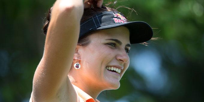 LPGA : Lexi Thompson remporte le ShopRite LPGA Classic par un coup d'avance