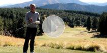 Traverser la balle avec le Driver - leçons de golf avec Renaud Poupard