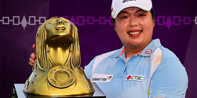 LPGA : Shanshan Feng victorieuse, Céline Boutier dans le Top 10