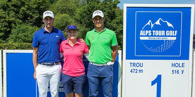 Saint-Malo Golf Mixed Open : victoire historique pour Frédéric Lacroix