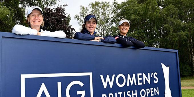 Le R&A annonce un investissement majeur dans l'AIG Women's British Open