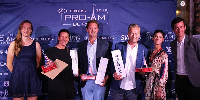 Lexus Pro-Am de Paris : Kaleka, le soleil et la Belgique à l'honneur
