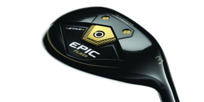 Callaway Epic Flash Star des clubs ultra légers pour plus de performances