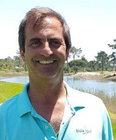 Alexandre Barroso Directeur du Troia Golf Club