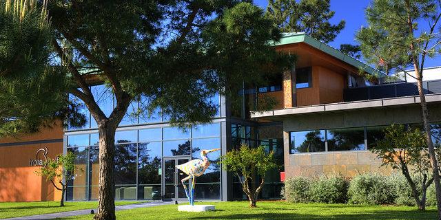 Le club house du Troia Golf Club