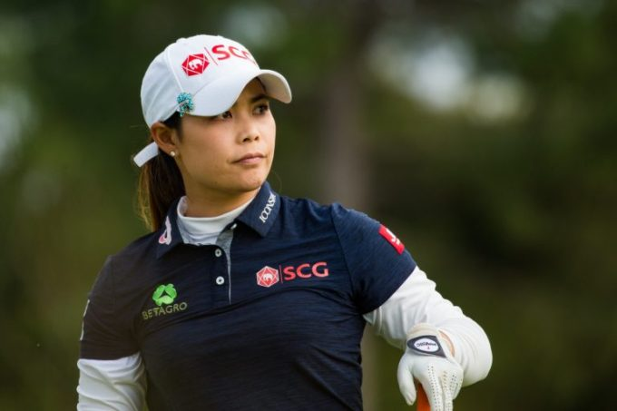 Moria Jutanugarn en tête du Ladies Scottish Open 3e tour