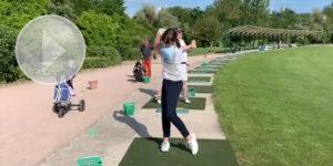 Présentation du FlowMotion Golf