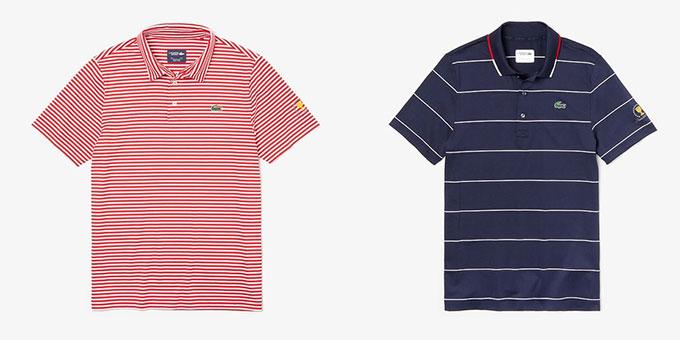 Lacoste donne un premier aperçu des uniformes de la Presidents Cup 2019