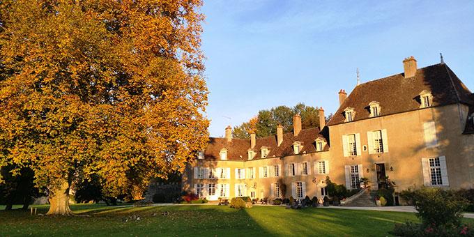 Le château de Vault-de-Lugny et son Chef Franco Bowanee présente sa rentrée gourmande