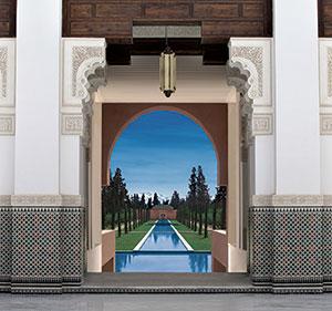 Ouverture de l'Oberoi, Marrakech, le 1er décembre 2019
