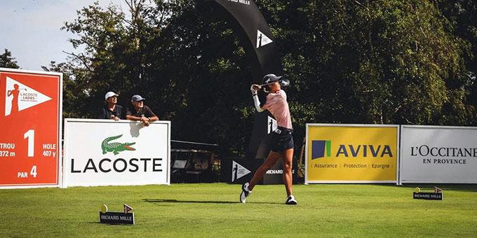 Lacoste Ladies Open de France : Céline Boutier prête à relever le défi