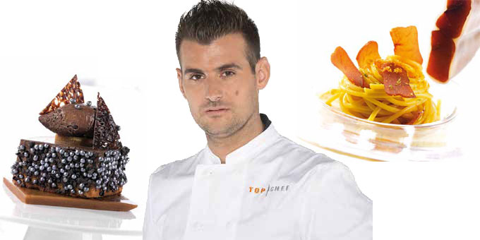 Savourez la cuisine de Fabien Morréale