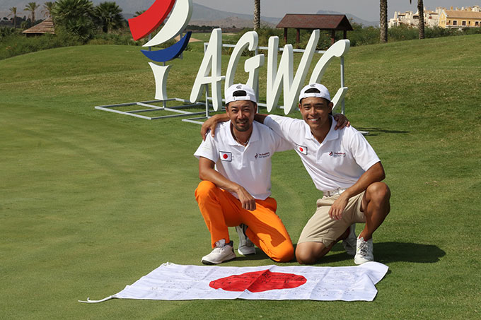 Amateur Golf World Cup : résumé de la finale