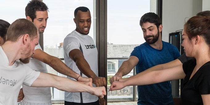 Sport en entreprise : TrainMe rachête Mono's et consolide sa place de leader sur le marché