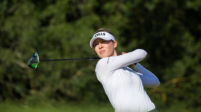 ANA Inspiration : Nelly Korda prend les commandes