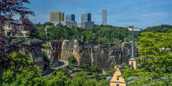 Un week-end au Luxembourg - Que visiter