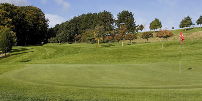 Un week-end au Luxembourg - Le golf du Luxembourg