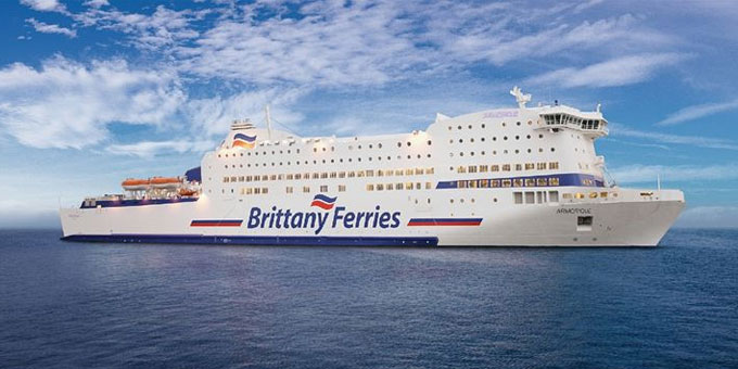 Là-bas au Connemara… - Brittany Ferries