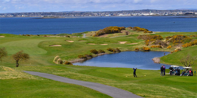 Là-bas au Connemara… - Galway Bay Golf Resort
