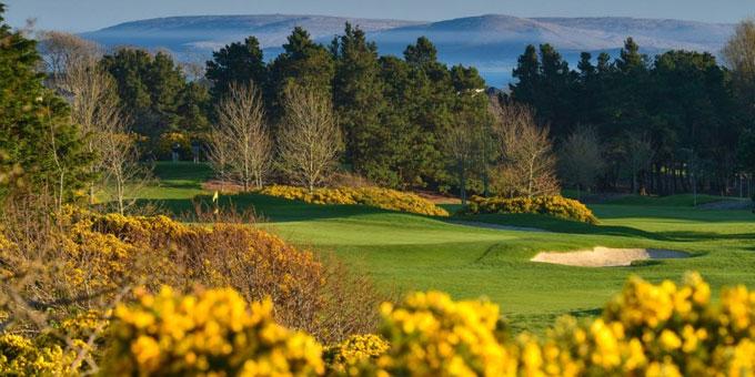Là-bas au Connemara...- Galway Golf Club