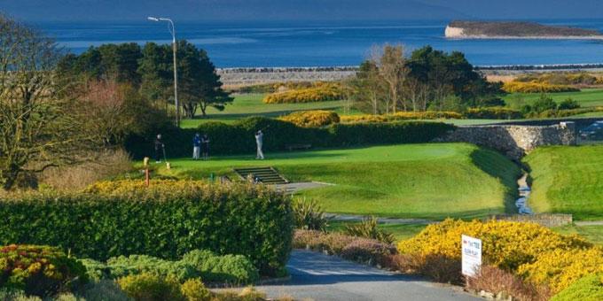 Là-bas au Connemara... - Galway Golf Club
