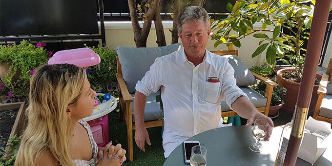 Interview d'Hervé Gacel, Dirigeant de la société Parcours gourmands