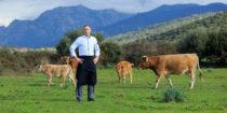 Laurent Renard sublime les produits du terroir Corse au Domaine de Murtoli
