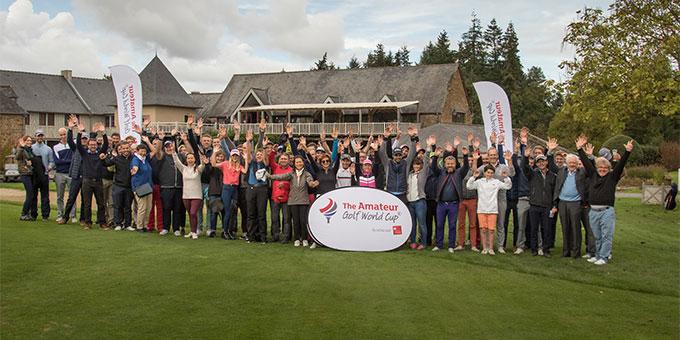 Finale nationale Amateur Golf World Cup 2019