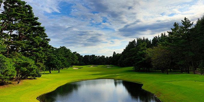 Le Kasumigaseki Country Club prêt pour Tokyo 2020