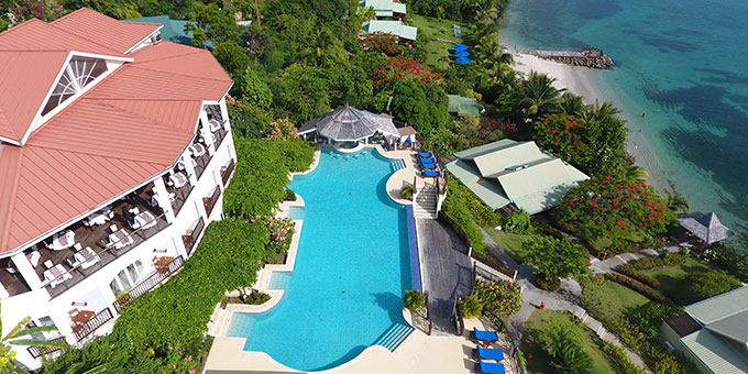 Sainte-Lucie, deux golfs pour un swing parfait aux Caraïbes