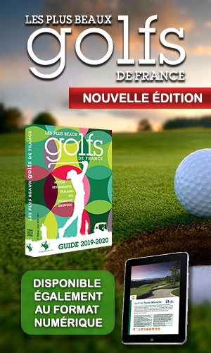 Guide des Plus Beaux Golfs de France 2019 2020