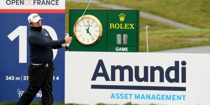 George Coetzee Afrique du Sud - Amundi Open de France au Golf