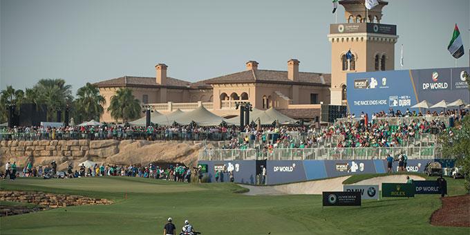 DP World Tour Championship : Dubaï accueille le top 50 européen